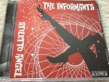 The Informants - Stiletto Angel (CD) NEW. (RnB / Jump Jive / Jump Blues)