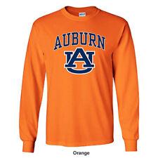 Auburn Tigers Men's Long Sleeve Pride Mascot T-shirt Orange Size 2XL NWT