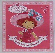 Charlotte aux fraises CD Rien que du bonheur 2008