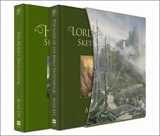 The Hobbit Sketchbook & The Lord of the Rings Sketchbook | Alan Lee