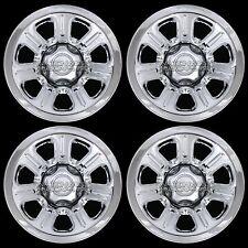 """2000-2011 Ranger 15"""" Chrome Wheel Skins Hub Caps 7 Spoke Full Covers and Centers"""