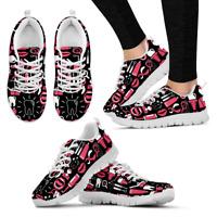 Dental Hygienist - Shoes - Women's Sneakers