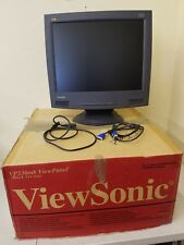 "Viewsonic VP230MB 23.1"" Color LCD Multimedia View Panel Display in Box"
