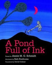 A Pond Full of Ink-ExLibrary