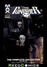 PUNISHER MAX COMPLETE COLLECTION VOLUME 1 GRAPHIC NOVEL (416 Pages) Paperback