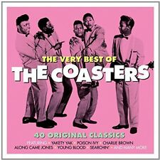 The Coasters - Very Best of [New CD] UK - Import