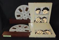 *** FILM SUPER 8 NB SONORE 460 METRES - LAUREL ET HARDY AU FAR WEST 1937 ***