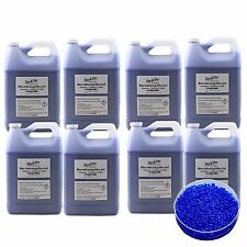 "8 Gallon(60 LBS) ""Dry & Dry"" Premium Blue Indicating Silica Gel Desiccant Beads"