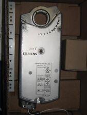 Siemens GGD221.1U Open Air Actuator