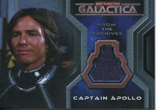 Battlestar Galactica Colonial Warriors Costume Card CC11 Richard Hatch