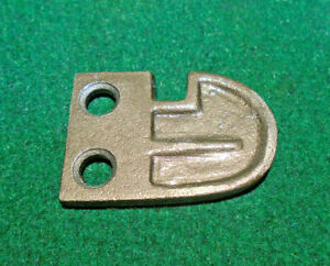 THUMB LATCH BAR CATCH for EARLY DOOR, GATE or CABINET-STYLE 3  (33003)