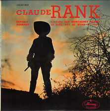 CLAUDE RANK REVENIR FRENCH ORIG EP JACQUES DENJEAN