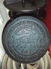 New Orleans WATER METER BOX COVER ORIGINAL GENUINE CAST IRON OEM LOWEST PRICE