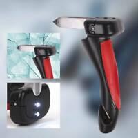Portable Car Handle Mobility Aid Auto Flashlight Glass Breaker Seatbelt Bar Cane
