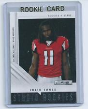Julio Jones 2011 Studio Studio Rookies Rookie Card #11