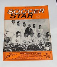 SOCCER STAR MAGAZINE MAY 26TH 1962 - CZECHOSLOVAKIA TEAM GROUP