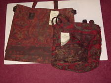 Set of 2 matching tote bags Kirkland Collezione Fashion