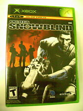 Project: Snowblind (Xbox) BRAND NEW FACTORY SEALED