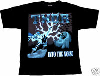 THOR Into The Noise Cover T-Shirt XL / Extra-Large (o67) 100617