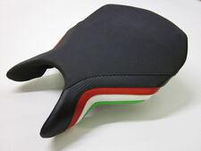 D04 DUCATI 749/999 Cubierta de asiento de carbono/Bandera Italiana Colores-frente