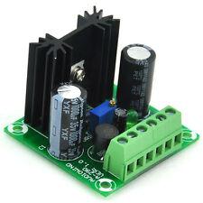 -1.5 to -29V DC Negative Voltage Adjustable Regulator Module Board, LM337 IC.