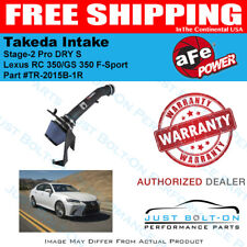 aFe Takeda Stage-2 5R for 15-17 RC 350 3.5L / 13-17 GS 350 / F Sport TR-2015B-1R