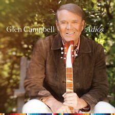 Glen Campbell Adios Greatest Hits 2 CD 2017