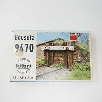 Kibri 1/87 H0 9470 Prellbock - Bausatz Vintage