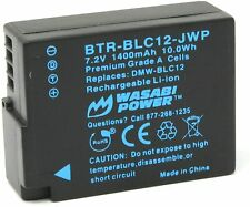 Wasabi Power BLC12 Battery for Panasonic DMW-BLC12 and Leica BP-DC12