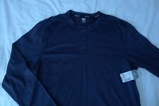 New Everlast Thermal Henley Long Sleeve Shirt Size Xl Very Nice