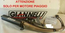 marmitta GIANNELLI espansione EXTRA V2 APRILIA SR -SCARABEO 50 MOT.PIAG. 31644P2