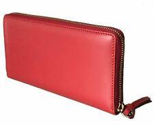 a6938c15e630 Gucci Red Apollo DADINI Embossed GG Leather Wallet 453393