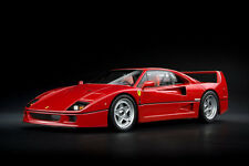 Ferrari F40 Red 1:18 Kyosho PHR1802R