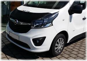 NOSE FRONT MASK fit Nissan NV300 Fiat Talento 2014- CAR HOOD BRA DE CAPOT