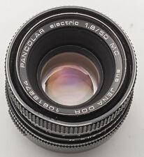 Carl Zeiss aus Jena Pancolar electric 50mm 50 mm 1.8 1:1.8 - M42 Anschluss