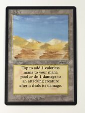 Desert ~ Arabian Nights~ Near Mint ~ MTG Magic the Gathering