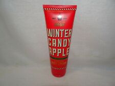 Bath And Body Works Winter Candy Apple Shower Body Cream Christmas Shop 8 Oz