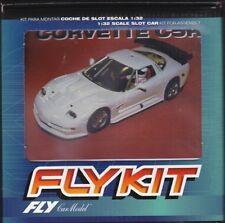 Corvette C5R Kit Discontinued #88306 Fly 1/32nd Scale Slot Car Kit Nib