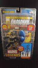 Angry Variant BULLSEYE Marvel Legends Toy Biz MIP BAF GALACTUS Leg 2005