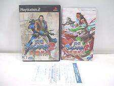 PlayStation2 - SENGOKU BASARA 2 HEROES - PS2. JAPAN GAME. Work fully! 50063