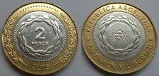 Argentinien 2 Pesos 2015 @2