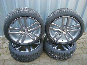 Winterradsatz Winterreifen Reifen M+S 225/40R18 92H org. VW Alu Golf 7 + Variant