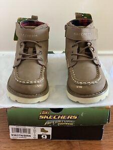 Skechers Adventure! Footwear Boots Size 9 New