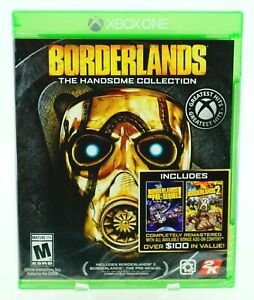 Borderlands The Handsome Collection: Xbox One [Brand New]