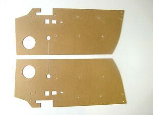 Jensen Interceptor MK3 Door panels Door cards (1971-76) pair L+R