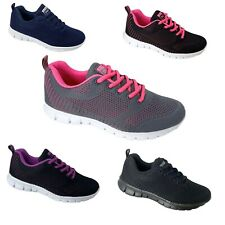 NEW Women's Mesh Sneaker Casual Athletic Sport Light Tennis Shoes Size