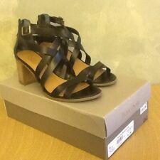 a3753a7f2da Franco Sarto L-Hachi Black Women s Shoes Black Gladiator Sandal 7 ...