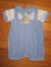 Rosey Kids Noah's Ark Bubble/Shortall/Romper Size 3 Months