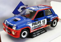 Solido 1/18 Scale S1801301 - Renault 5 Turbo TDC 1984 - #16 B.Saby