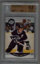 1990-91 Pro Set Wayne Gretzky BGS 9.5